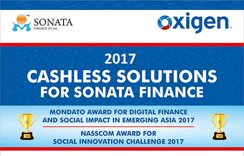 Oxigen Launch of Cashless Solutions for Sonata